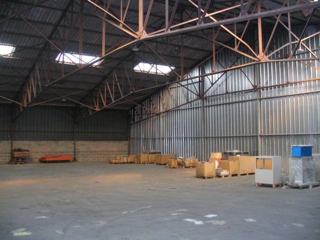 Hangar de 480 m² à louer