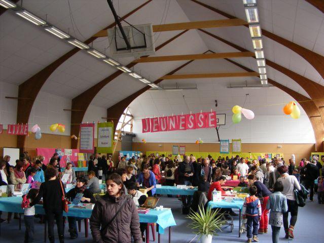 Diaporama Festival du livre jeunesse 2014