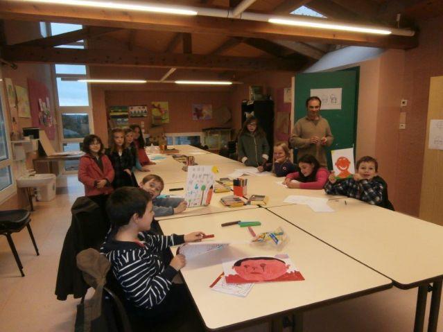 Diaporama activités culturelles 6-15 ans