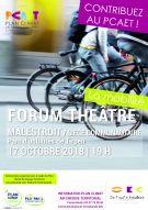 Forum théâtre du plan climat : participation citoyenne