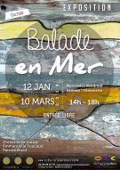 """Exposition """"Balade en mer"""""""