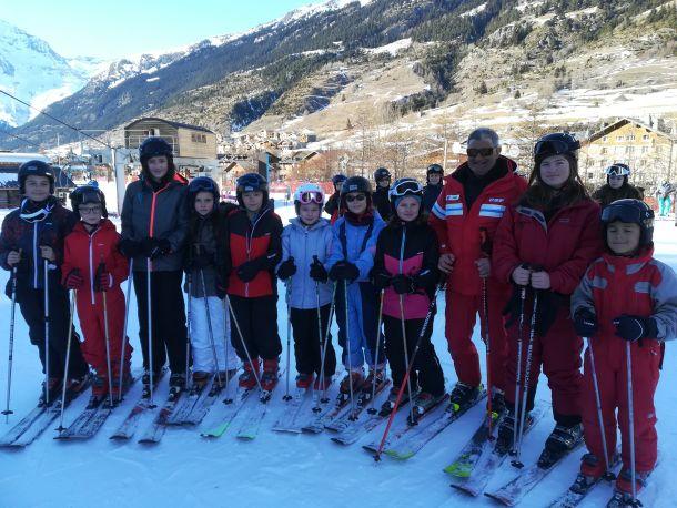 Séjour Ski 2019