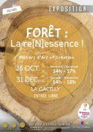 Exposition «FORET : La re[N]essence !»